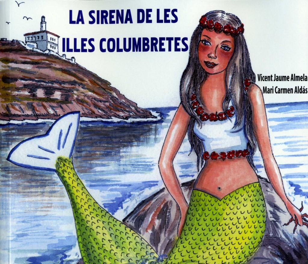 Sirena de Columbretes portada