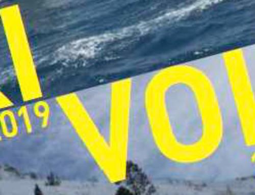 Ski Voile à Eyne le 27 janvier 2019