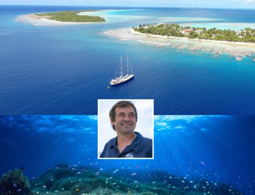 Tara au chevet des récifs coralliens